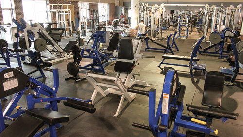 Titans Mentor Free Weight Machines