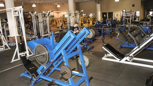 Titans Mentor Leg Press Machines